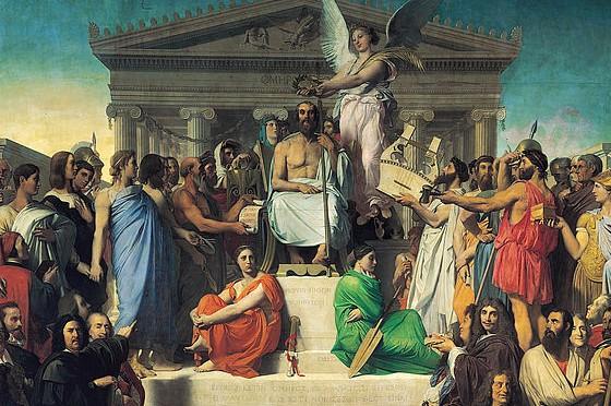 Au fondement de la Grèce, premiers constats