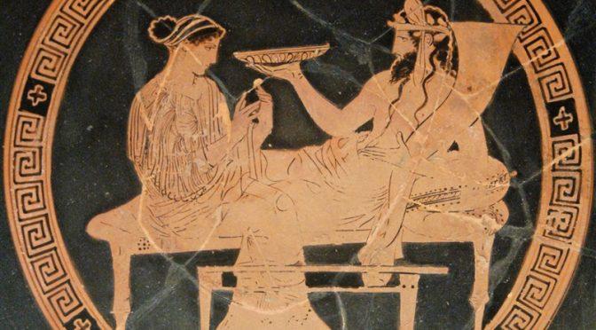 La corne d'abondance, d'Hadès à Tychè